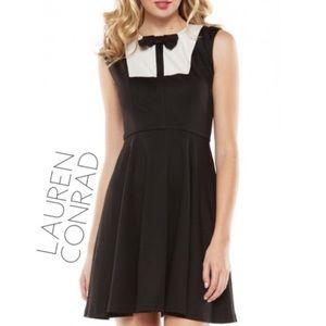 3/$50 NWT LC Lauren Conrad fit flare dress 12 L